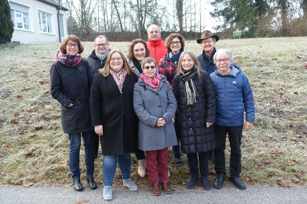 Kirchenvorstand - Gemeindeleitung