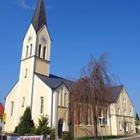 Martinskirche in Ingolstadt/Spitalhof